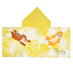 DSJ Soda Cool Chip and Dale Hooded towel