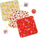 TDR Park food design Mini Towel Set