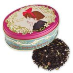 GHI Kiki's Delivery service Rupishia tea leaf can black tea