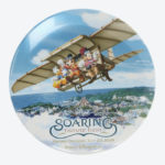 TDR SOARING Tin Badge