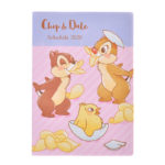 DSJ Chip and Dale Schedule Book 2020 B6 (Foodie)
