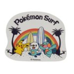 PCO Pokemon Surf Sticker Rainbow
