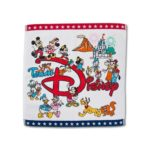 TDR Team Disney 2019 Wash Towel