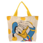 DSJ Canvas Donald Duck Tote Bag