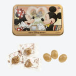 TDR Mickey Mouse and Minnie Mouse Candy (caffe latte)