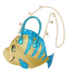 DSJ Little Mermaid 30th Flounder Shoulder Bag