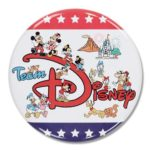 TDR Team Disney 2019 Tin Badge