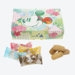 TDR Mickey Mouse Chinsuko Okinawan Biscuit (flower)