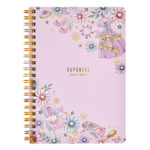 DSJ Romantic Dress Rapunzel Ring Notebook