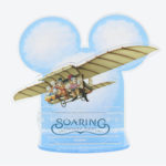 TDR SOARING Acrylic Stand