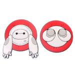 DSJ Swim Ring Baymax Magnet Set