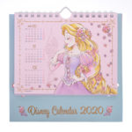 DSJ Disney Princess and Alice Desk Calendar 2020 (Feminine)
