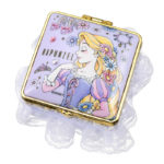 DSJ Romantic Dress Rapunzel Memo Pad With Case