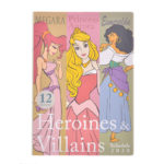DSJ Princess and Villains Schedule Book 2020 A5