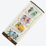 TDR Donald Hot Jungle Summer 2019 Face Towel