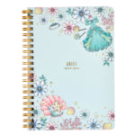 DSJ Romantic Dress Ariel Ring Notebook