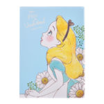 DSJ Alice in Wonderland Schedule Book 2020 B6 (Garden)