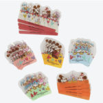 TDR Mickey and Friends  Baran Set (Small Plastic Sheet for Japanese Lunch box)
