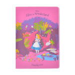 DSJ Alice in Wonderland Schedule Book 2020 A6