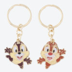 TDR Chip and Dale Keychain Set