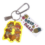 DSJ SUMMER PARTY Chip and Dale key Ring