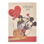 DSJ Mickey And Friends Schedule Book 2020 B6 (Classic)