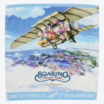 TDR SOARING Wash Towel