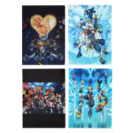 DSJ Kingdom Harts Clear File Set 2