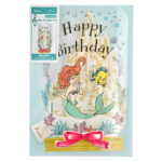 DSJ Hallmark Little Mermaid Message Card Birthday Sound