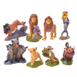 DSJ THE LION KING Collection Lion King Figure Set