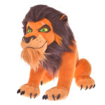 DSJ THE LION KING Collection Scar Plush Doll