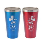 DSJ Mickey and Minnie Pair Metal Thermo Tumbler