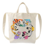 DSJ Similar Look Mickey and Friends Tote