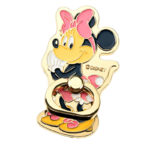 DSJ Nostalgic Smartphone ring Minnie Mouse