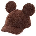 TDR Mickey Mouse Fluffy Cap 58 cm (Blown)
