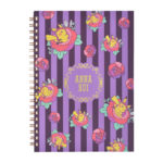 PCO ANNA SUI Ring notebook Pikachu