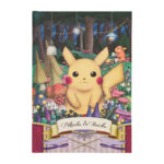 PCO Observation Notebook Hardcover notebook Pikachu Raichu