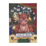 PCO Observation Notebook Hardcover notebook Vulpix Ninetales