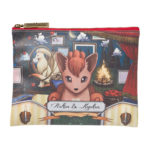 PCO Observation Notebook Flat Pouch Vulpix Ninetales