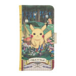 PCO Observation Notebook Multi smartphone cover Pikachu Raichu