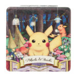 PCO Observation Notebook Hand mirror Pikachu Raichu