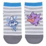 PCO Gengar de Fright Short socks Gengar  Vanillish