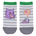 PCO Gengar de Fright Short socks Gengar Goomy
