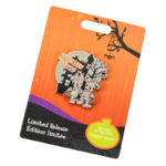 DSJ Halloween 2019 Mickey and Minnie Pin Badge