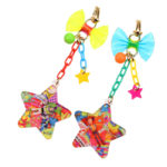 DSJ Sebastian Masuda Toy Story Pierced Earrings