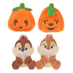 DSJ Halloween 2019 Chip and Dale Plush Doll