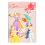 DSJ Friends Disney Princess Letter Set with Clear Folder