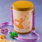 TDR Tangled Rapunzel and Pascal Popcorn Backet