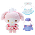 SRO Longing costume My Melody Plush Set