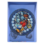 DSJ Postcard Kingdom Hearts postcard set 1 with envelope file